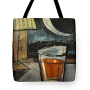 Nightcap Tote Bag