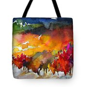 Nightfall 06 Tote Bag