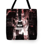 Red Pill Tote Bag