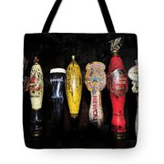 Nightly Lineup Tote Bag