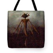Nightmare Monster Tote Bag