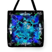 Nightmares And Dreamscapes Tote Bag