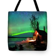 Nights Bliss Tote Bag