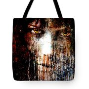 Night Eyes Tote Bag
