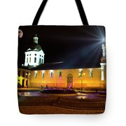 Nighttime At San Sebastian Tote Bag