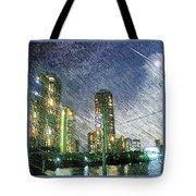 Tokyo River Tote Bag