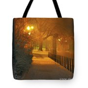 Nigthwalk  Tote Bag