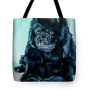 Nikki The Chow Tote Bag