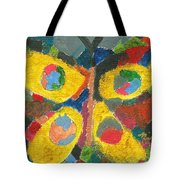 Nikki's Butterfly Tote Bag