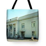 Niles, Ohio - Vintage Bank Tote Bag