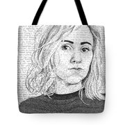 Nina Donovan In Her Own Words Tote Bag