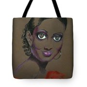 Nina Mae -- African-american Actress Portrait Tote Bag