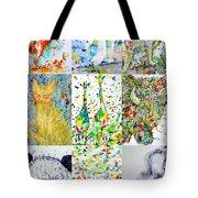 Nine Animals - Version 1 Tote Bag