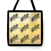 Nine Shades Of Vanilla Tote Bag