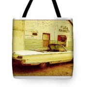 Nineteen Fifty-seven Ford Fairlane Tote Bag