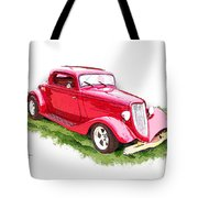 Nineteen Thirty-two Ford Coupe Tote Bag