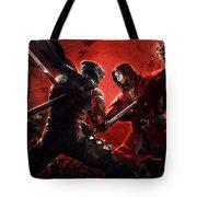 Ninja Gaiden 3 Tote Bag