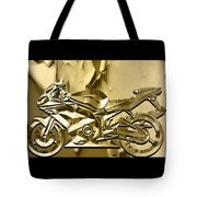 Ninja Motorcycle Colection Tote Bag