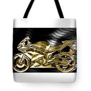 Ninja Motorcycle Collection Tote Bag