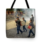 Nino Del Tambor - Ciudad Vieja Tote Bag