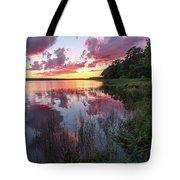 The Nip Sunset Tote Bag