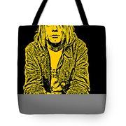 Nirvana No.07 Tote Bag by Caio Caldas