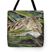 Nirvana - Ocelot Tote Bag