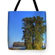 Nisqually Barn Tote Bag