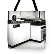 Nist-7, Atomic Clock Tote Bag