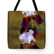 Nita's Iris Tote Bag