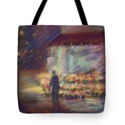Nite Flower Market Tote Bag