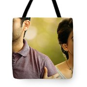 Nithin Samantha A Aa Telugu Movie Tote Bag