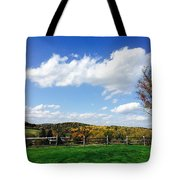 17th Hole Tote Bag