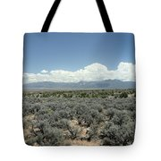 New Mexico Landscape 3 Tote Bag