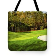 No. 4 Flowering Crabapple Par 3 240 Yards Tote Bag