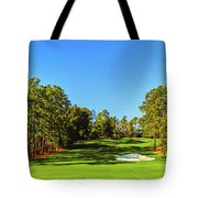 No. 8 Yellow - Jasmine 570 Yards Par 5 Tote Bag