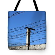 No Admittance Tote Bag