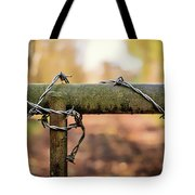 No Entry Tote Bag by Nick Bywater