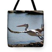 No Fishing Tote Bag
