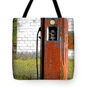 No Gas Today Tote Bag