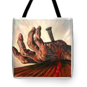 No Greater Love Tote Bag