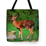 No I'm Not Bambi Tote Bag