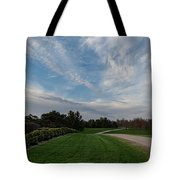 Pathway To The Sky Tote Bag