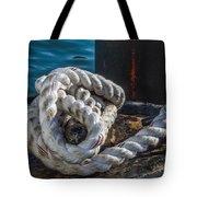 Ship Rope Tote Bag
