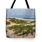 Carpinteria State Beach Tote Bag