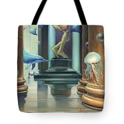 No Limits Redux Tote Bag by Patrick Anthony Pierson