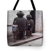No More Mao Suits Tote Bag