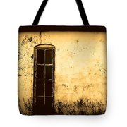 No One's Home Tote Bag