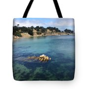 No Place Like Monterey Tote Bag