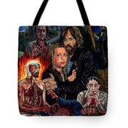 No Profanar Tote Bag